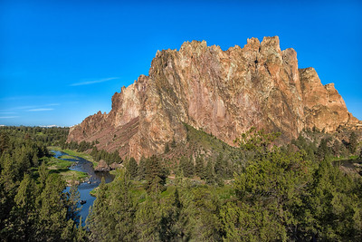 Morning at Smith Rock