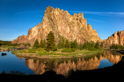 Reflecting on Smith Rock