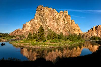 Reflecting on Smith Rock