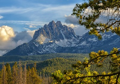 Mt. Heyburn