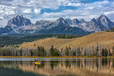 Sawtooth Fisherman