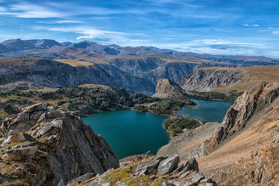 Twin Lakes, Beartooth Pass