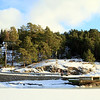 Brygga på Svartskog