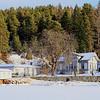 Roald Amundsens home. Svartskog. Norway