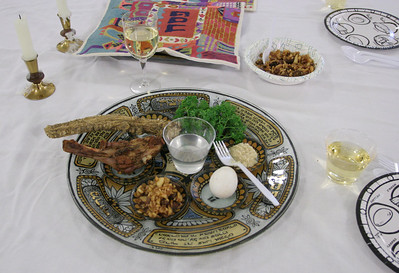 Seder Meal @ Sacred Heart  002