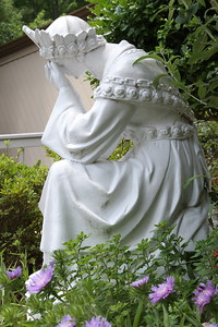 Statue @ Our Lady of LaSalette Church