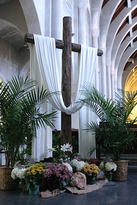 Easter Image @ Monastery of the Holy Spirit
