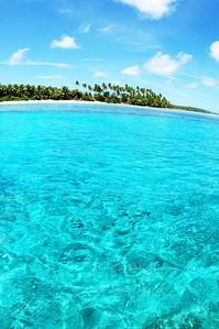 Arno Atoll Marshall Island