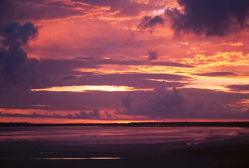 Sunrise, Pormpuraaw, Gulf of Carpentaria, QLD