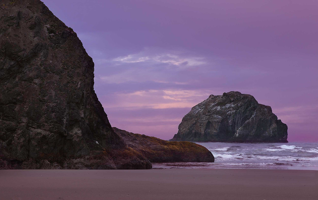 Face Rock, Bandon Beach, OR