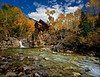 """Canon In """"D""""<br /> Crystal Mill, Marble, Colorado"""