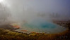 What is cooking ....<br /> Geothermal spectacle, Yellowstone National Park, Wyoming