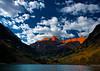 "Little Thank You "" EARTH"" ...<br /> Maroon Bells at Maroon Lake, Aspen, Colorado"