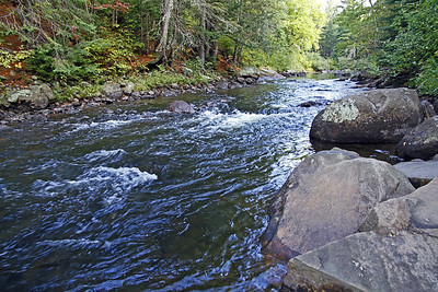 Oxtongue River on the Whisky Rapids Trail