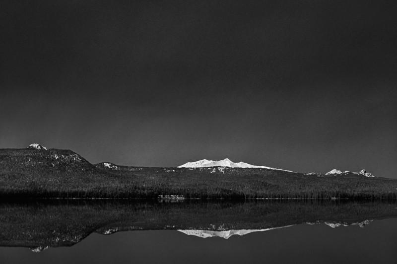 Reflection, central Oregon Cascades
