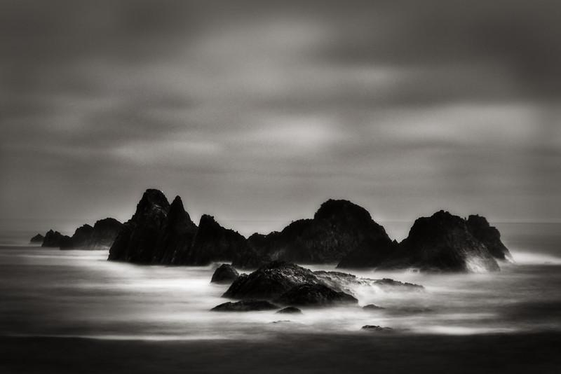 The Churning, Oregon Coast.