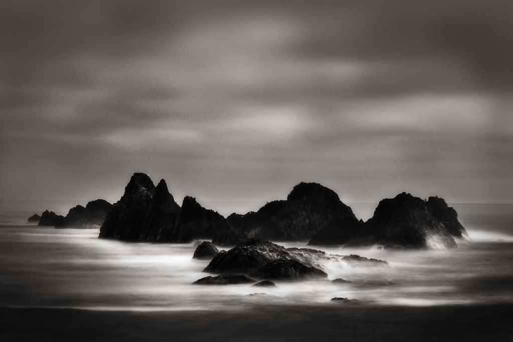 The Churning, Oregon Coast.