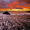 Ebb and Flow - Northern California coast<br /> © Douglas Remington - Ethereal Light Photography, LLC. All Rights Reserved. Do not copy or download.