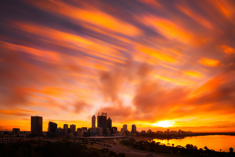 Sunrise, Perth Australia.