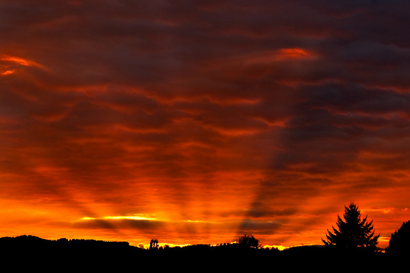 Crepuscular Dream<br /> © Douglas Remington - Ethereal Light Photography, LLC. All Rights Reserved. Do not copy or download.