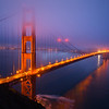 The Golden Gate Bridge.<br /> © Douglas Remington - Ethereal Light Photography, LLC. All Rights Reserved. Do not copy or download.