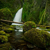 Wahclella Falls, Columbia River Gorge, Oregon<br /> © Douglas Remington - Ethereal Light Photography, LLC. All Rights Reserved. Do not copy or download.
