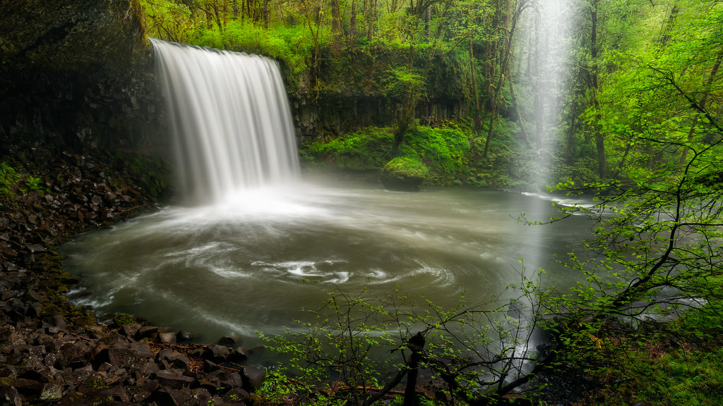 Lower Beaver falls