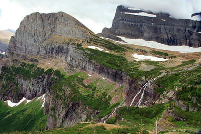 Grinnell Glacier Area