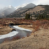 Winter coming for Rocky Mountain National Park
