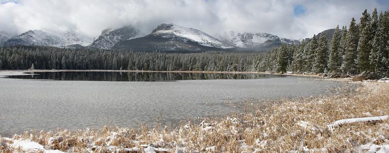 Winter Lake RMNP