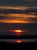 Sunset<br /> Hagerman NWR<br /> 09-01-2010
