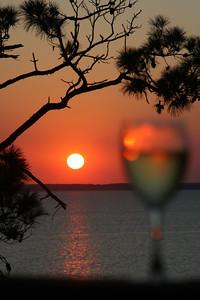 Corolla Sunset