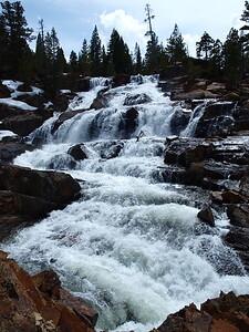 Fallen Leaf Falls, Lake Tahoe