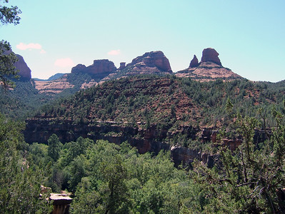 Mountains near Sedona, AZ