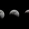 Phases of the Lunar Eclipse 2019