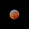 Blood Moon Lunar Eclipse 2019