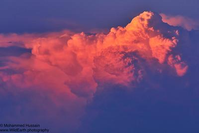 Colorado Summer Clouds