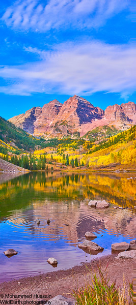 Maroon Bells - Maroon Bells-Snowmass Wilderness, Aspen, CO