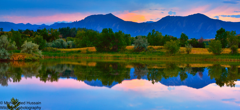 Walden Ponds Wildlife Habitat, Boulder