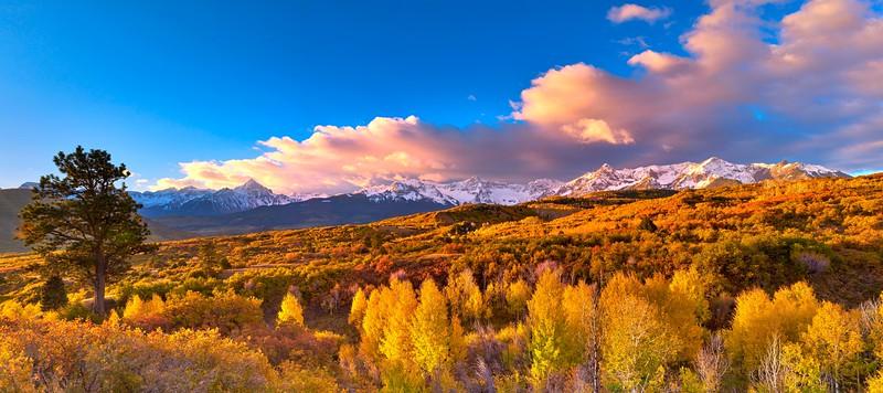 San Juan Mountain Range, CO