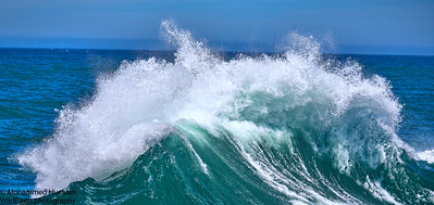 Cape Kiwanda Ocean Waves, Pacific City, OR