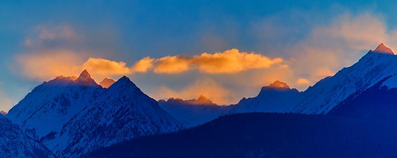 Eagles Nest Wilderness - Gore Range, CO