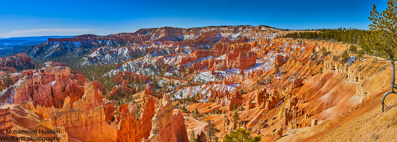 Bryce Canyon Amphitheater - Bryce Canyon National Park, UT