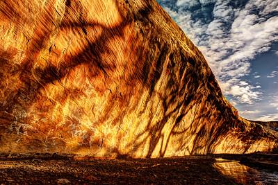 Sandstone Wayang