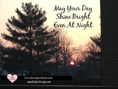 Shine Bright Motivation