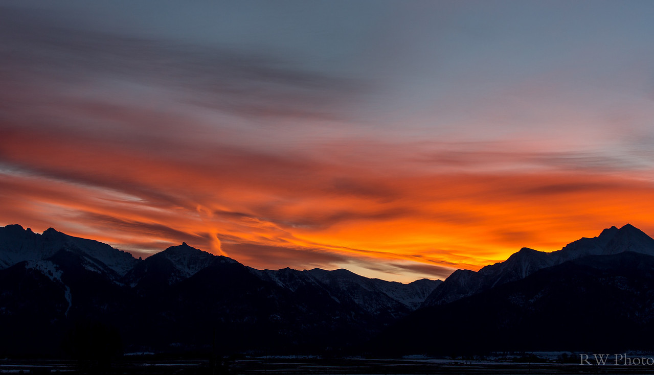 Feb 15 sunrise