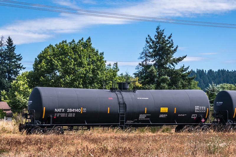Cargo Train   Centralia