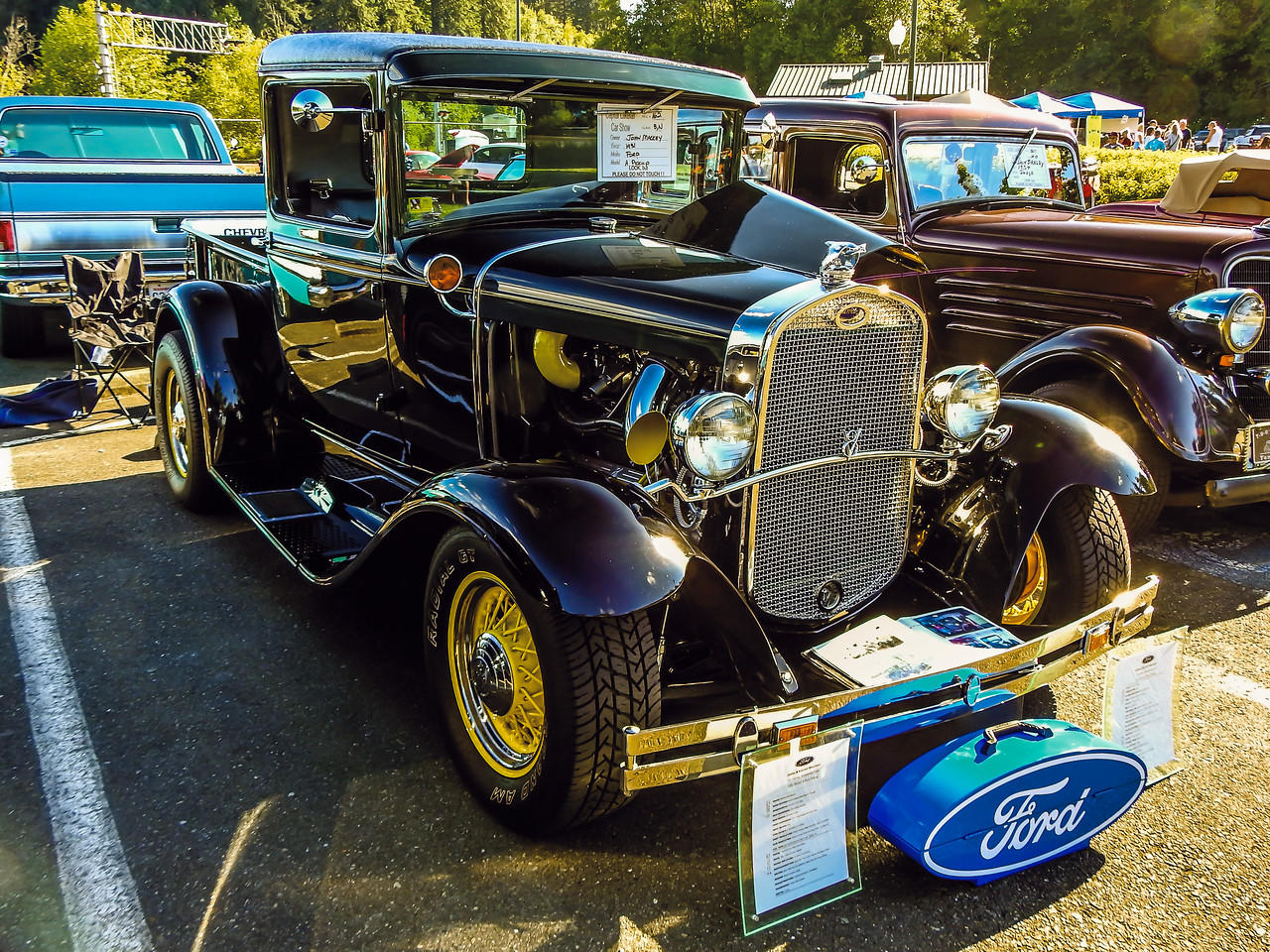 Lakefair Car Show