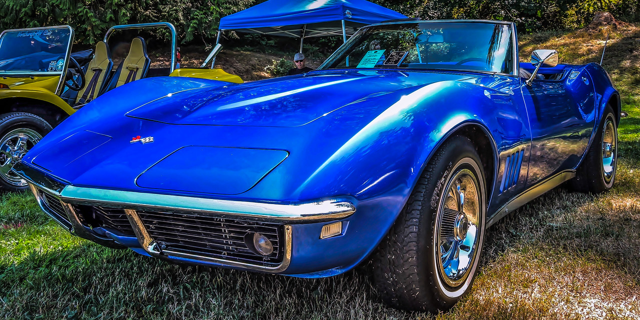 69 Corvette Stingray