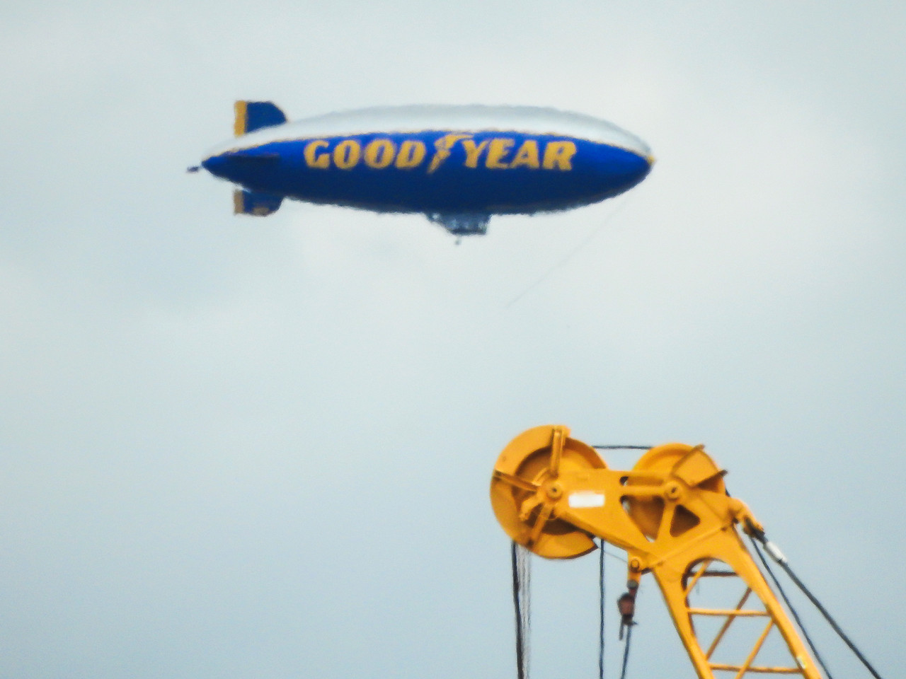 Goodyear, Blimp